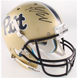 LeSean McCoy Signed Pittsburgh Panthers Full-Size Helmet (Radtke COA)