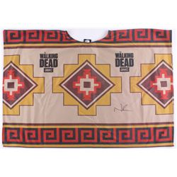 "Norman Reedus Signed ""The Walking Dead"" Poncho (Radtke COA)"