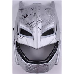 Ben Affleck Signed Full-Size Batman Mask (Beckett COA)