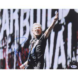 Roger Waters Signed 11x14 Photo (Beckett LOA)