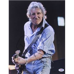 Roger Waters Signed 11x14 Photo (PSA Hologram)