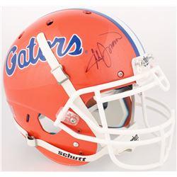 Steve Spurrier Signed Florida Gators Full-Size Authentic On-Field Helmet (Radtke COA)