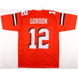 Josh Gordon Signed Browns Jersey (JSA COA)