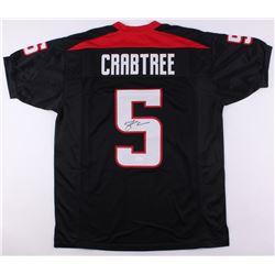 Michael Crabtree Signed Texas Tech Red Raiders Jersey (JSA COA)