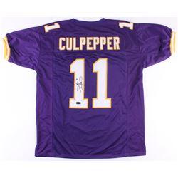 Daunte Culpepper Signed Vikings Jersey (Radtke COA)
