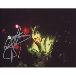 "Gene Simmons Signed ""KISS"" 8x10 Photo (REAL LOA)"