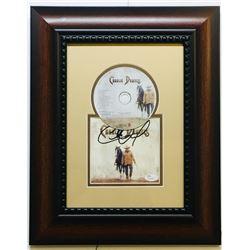 Charles Daniels Signed 14x18 Custom Framed CD Album Display (JSA COA)