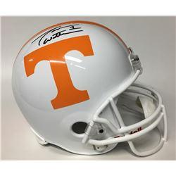 Jason Witten Signed Tennessee Volunteers Full-Size Helmet (JSA COA)