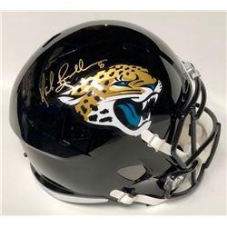 Mark Brunell Signed Jaguars Full-Size Speed Helmet (JSA COA)