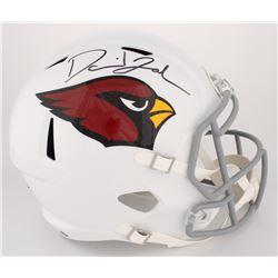 David Johnson Signed Cardinals Full-Size Speed Helmet (JSA COA)