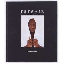"Michael Jordan Signed LE ""rareAIR"" Hardback Book (UDA COA)"