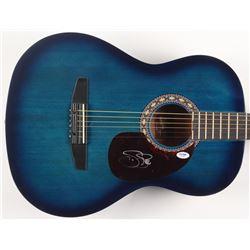 Stephen Stills Signed Full-Size Acoustic Guitar (PSA COA)