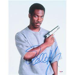 "Eddie Murphy Signed ""Beverly Hills Cop"" 11x14 Photo (PSA COA)"