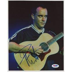 Dave Matthews Signed 8x10 Photo (PSA COA)