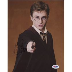 "Daniel Radcliffe Signed ""Harry Potter"" 8x10 Photo (PSA COA)"