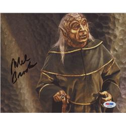 "Mel Brooks Signed ""Spaceballs"" 8x10 Photo (PSA COA)"