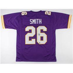 Robert Smith Signed Vikings Jersey (Smith Hologram)