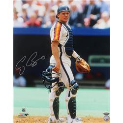 Craig Biggio Signed Astros 16x20 Photo (TriStar Hologram)