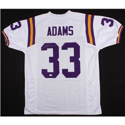 Jamal Adams Signed LSU Tigers Jersey (JSA COA)