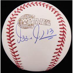 Ozzie Guillen Signed 2005 World Series Baseball (Schwartz COA)