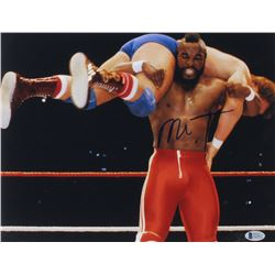 Mr. T Signed 11x14 Photo (Beckett COA)