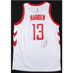 James Harden Signed Rockets Jersey (JSA LOA)