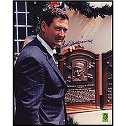 Ted Williams Signed Hall of Fame Induction 16x20 Photo (Williams COA)