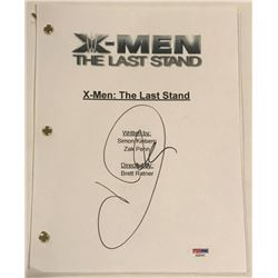 "Halle Berry Signed ""X-Men: The Last Stand"" Full Movie Script (PSA COA)"
