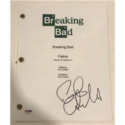 "Bob Odenkirk Signed ""Breaking Bad"" Episode Full Script (PSA COA)"