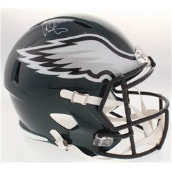 Alshon Jeffery Signed Eagles Super Bowl LII Commemorative Full-Size Speed Helmet (Fanatics Hologram)