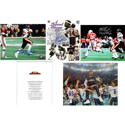 Chicago Bears Signed Mystery 8x10 Photo – 1985 World Champions Edition – Series 2 - (Limited to