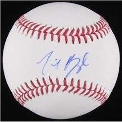 Michael Kopech Signed OML Baseball (Schwartz COA)