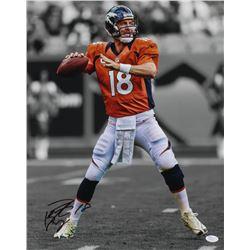 Peyton Manning Signed Broncos 16x20 Photo (JSA COA)