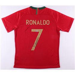 Cristiano Ronaldo Signed Portugal Nike Jersey (Beckett COA)