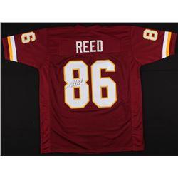 Jordan Reed Signed Redskins Jersey (JSA Hologram)