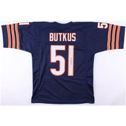 Dick Butkus Signed Bears Jersey (JSA COA)