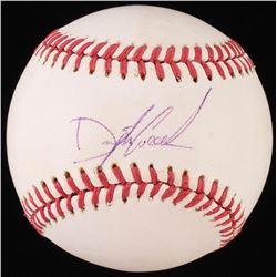 "Dwight ""Doc"" Gooden Signed ONL Baseball (JSA COA)"