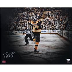 Torey Krug Signed Bruins 16x20 Photo (JSA COA  Krug Hologram)