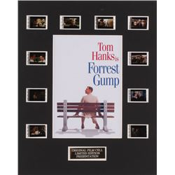 """Forrest Gump"" 8x10 Custom Matted Original Film Cell Display"