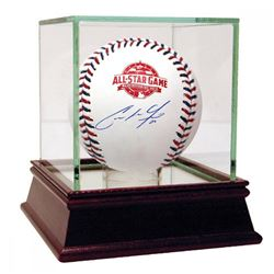 Christian Yelich Signed 2018 All-Star Game Baseball (Steiner Hologram)