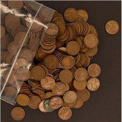 2000-MIXED DATE CIRC LINCOLN WHEAT CENTS