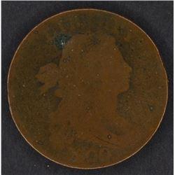 1800  LARGE CENT, GOOD