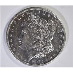 1883-CC MORGAN DOLLAR AU/BU