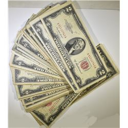 40 CIRC $2.00 RED SEAL NOTES 15-ARE 1928