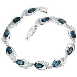 LONDON & SKY BLUE TOPAZ Bracelet