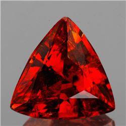Natural Rare Sunset Orange Sphalerite 8.23 Cts  - VVS