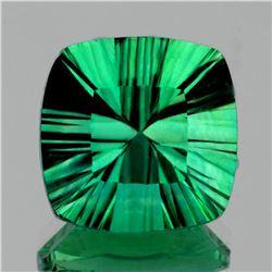 Natural Emerald Green Fluorite 18.18 Ct - FL