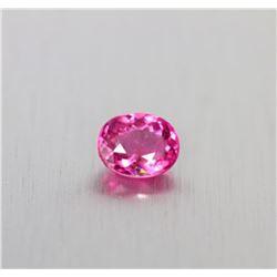 Natural Pink Tourmaline 1.95 Ct