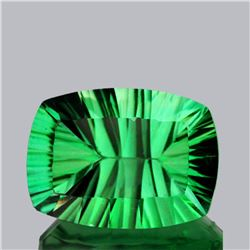 Natural AAA Emerald Green Fluorite 27.90 Ct - FL