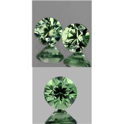 Natural Green Sapphire 1.13 Cts - VVS
